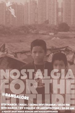 Nostalgia Bangalore MASA screening web invite